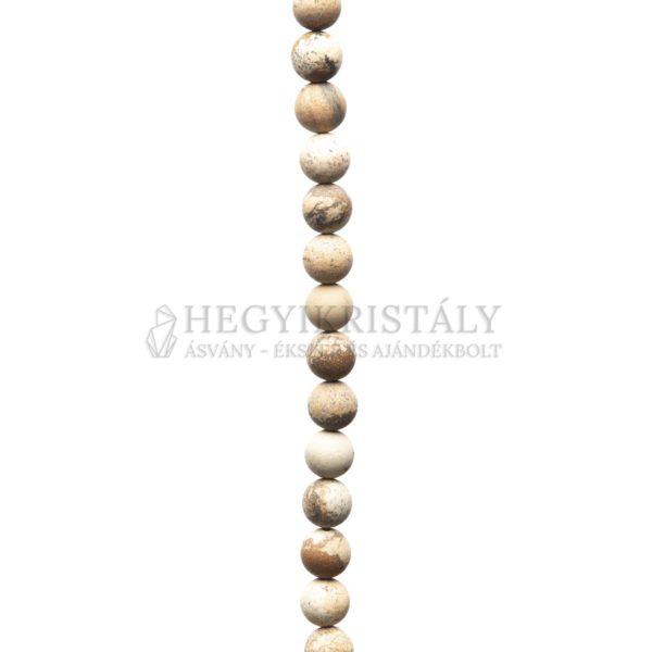 Jáspis kép matt füzér