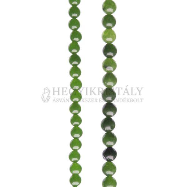 Jade menta zöld füzér