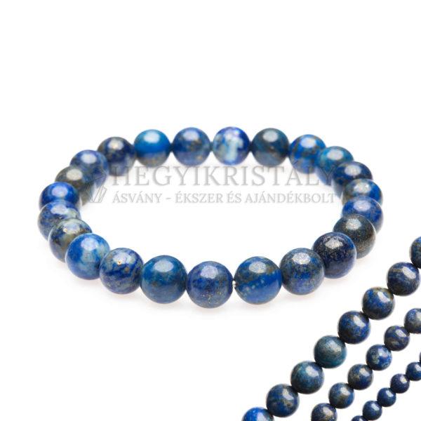 Lapis Lazuli (Lazurit) karkötő