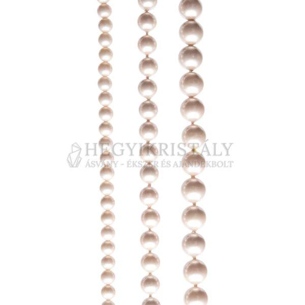 Majorika rózsaszín (A604) füzér