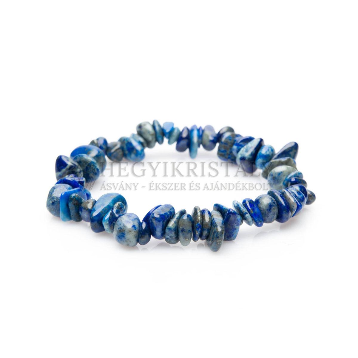 Lapis Lazuli splitter karkötő