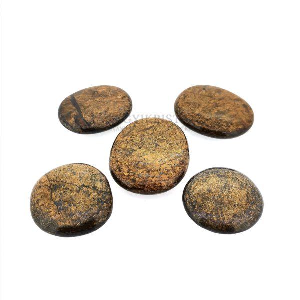 Bronzit lapos marokkő