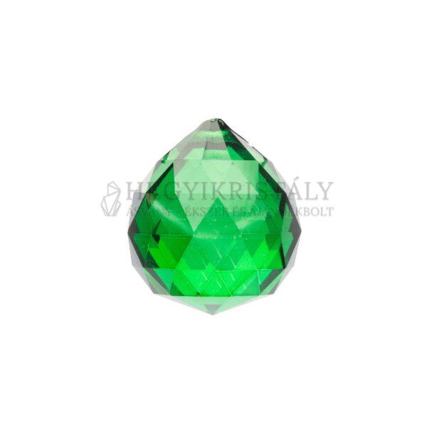 Feng Shui gömb zöld