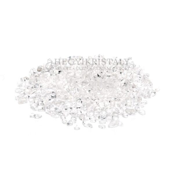 Hegyikristály mini dobcsiszolat