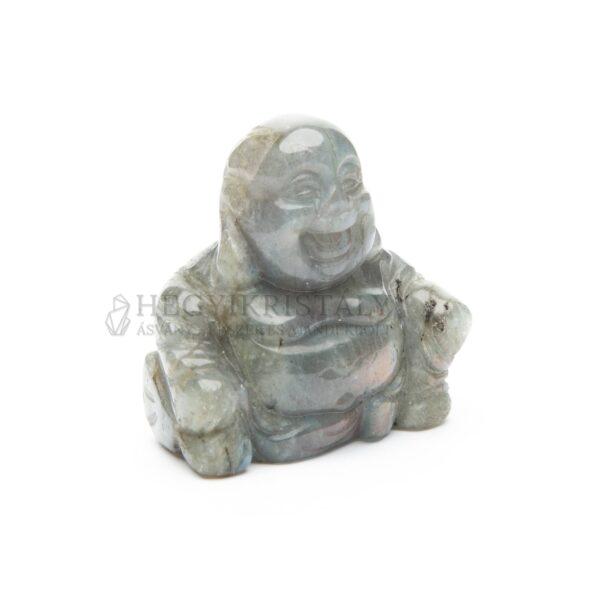 Labradorit buddha