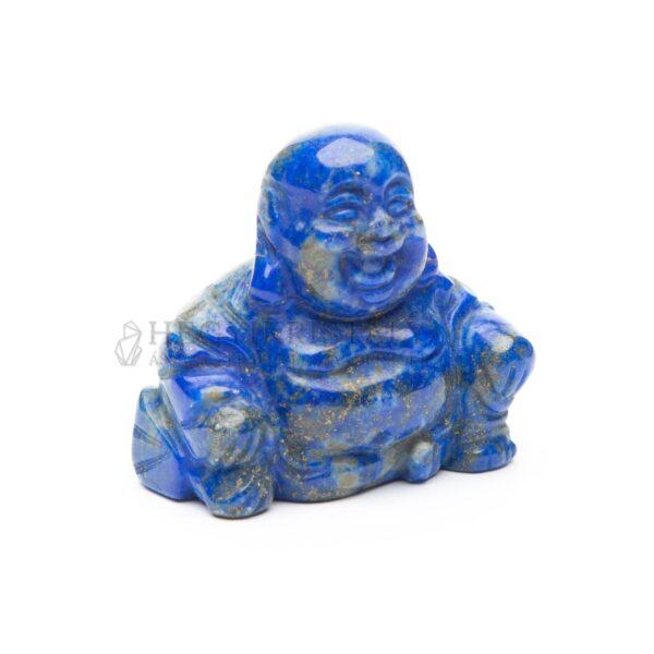 Lapis lazuli (lazurit) buddha