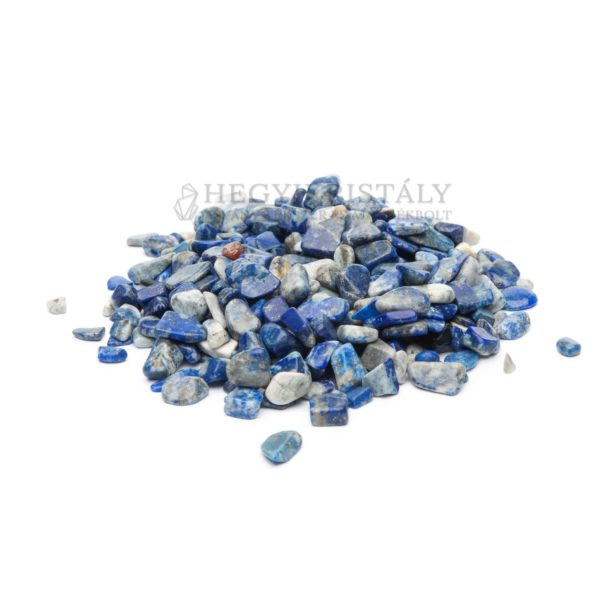 Lapis lazuli (lazurit) mini dobcsiszolat