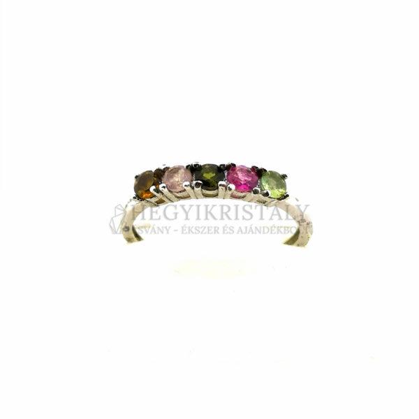 Turmalin Színes gyűrű 1