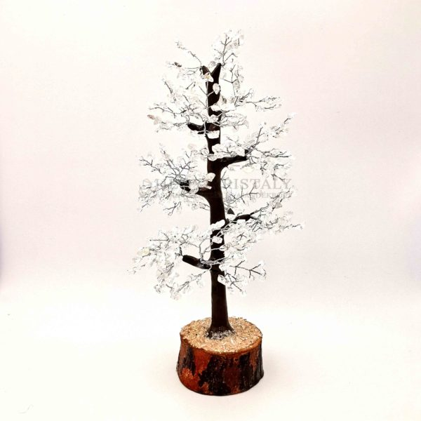 Platán alakú hegyikristály életfa (szerencsefa)
