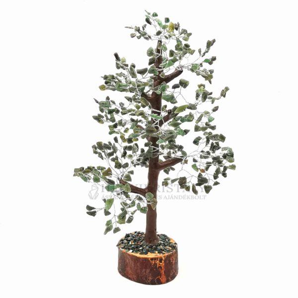 Platán alakú aventurin életfa (szerencsefa)