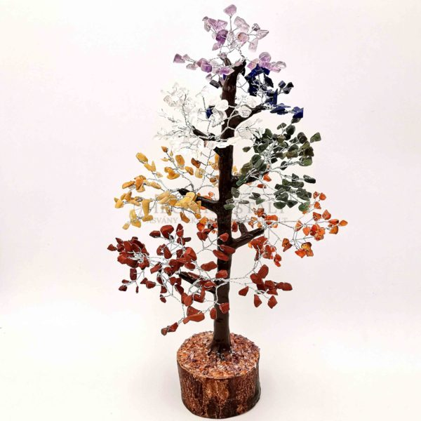 Platán alakú csakra életfa (szerencsefa)
