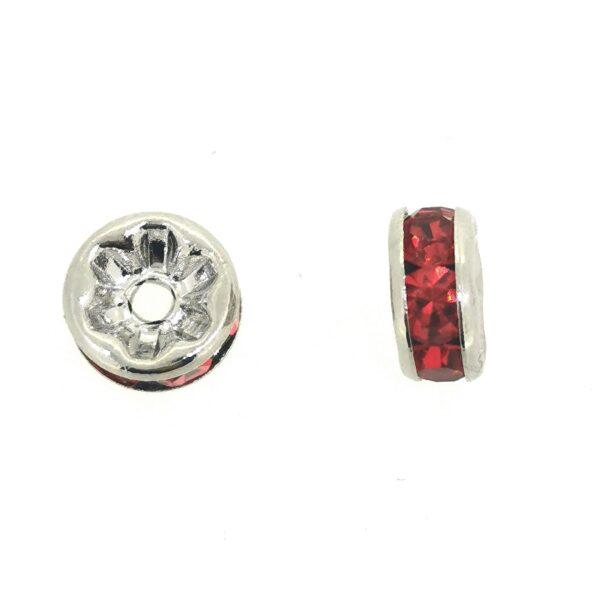 Cirkóniás tárcsa piros