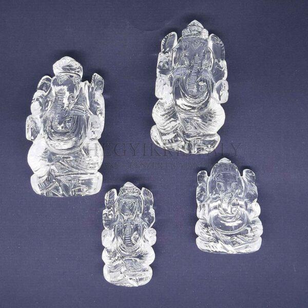 Hegyikristály Ganésha