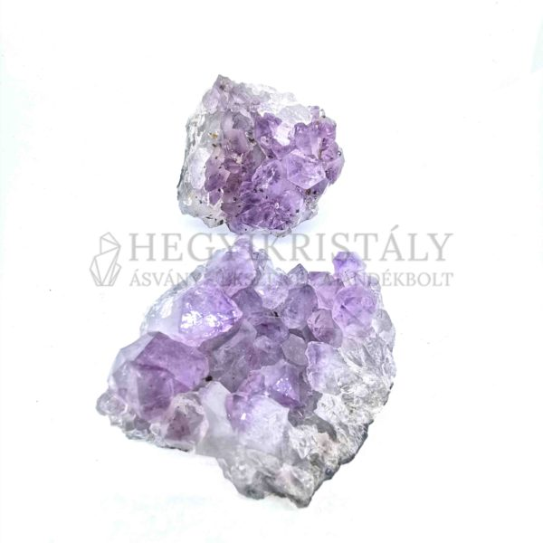 Ametiszt ásvány telep (kicsi)