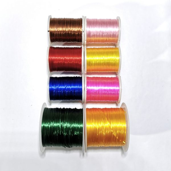 Fűző gumi színes