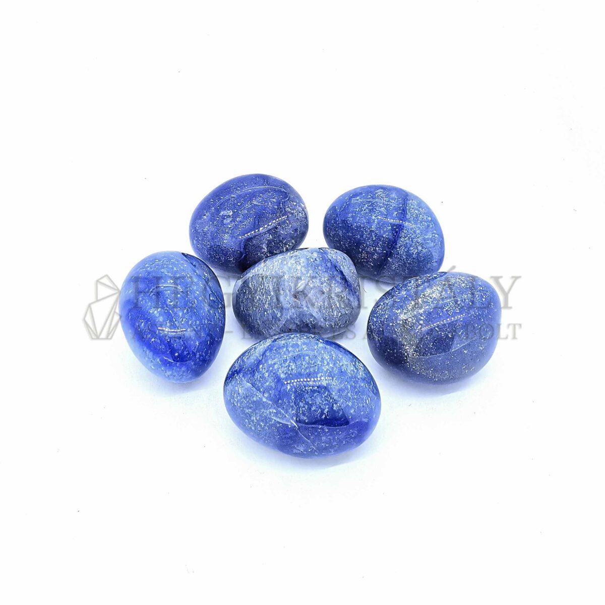 Kvarc kék marokkő 2