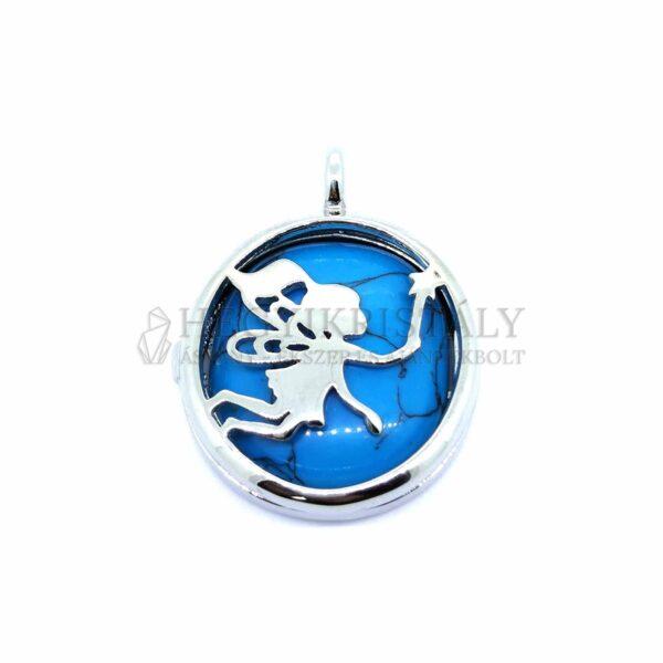 Howlit kék tündéres nyitható medál