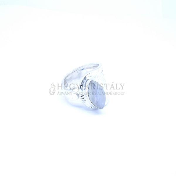 Holdkő ezüst gyűrű