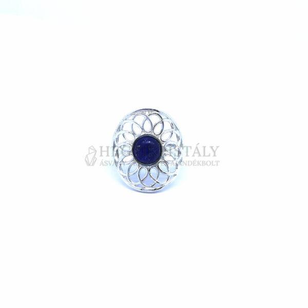 Lapis lazuli ezüst gyűrű